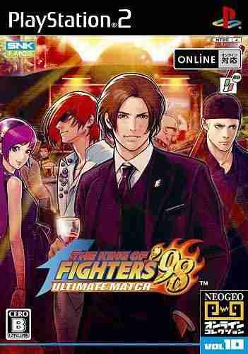 Descargar The King Of Fighters 98 Ultimate Match [JAP] por Torrent